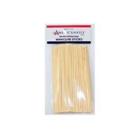 Manicure Sticks Long - American Nails (100)- Nm027