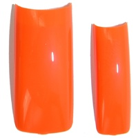 500 X Tips - In Packet - Orange/Red