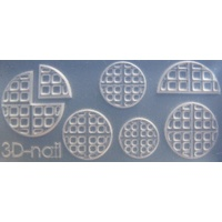 3D Mould Si045 - Muffin